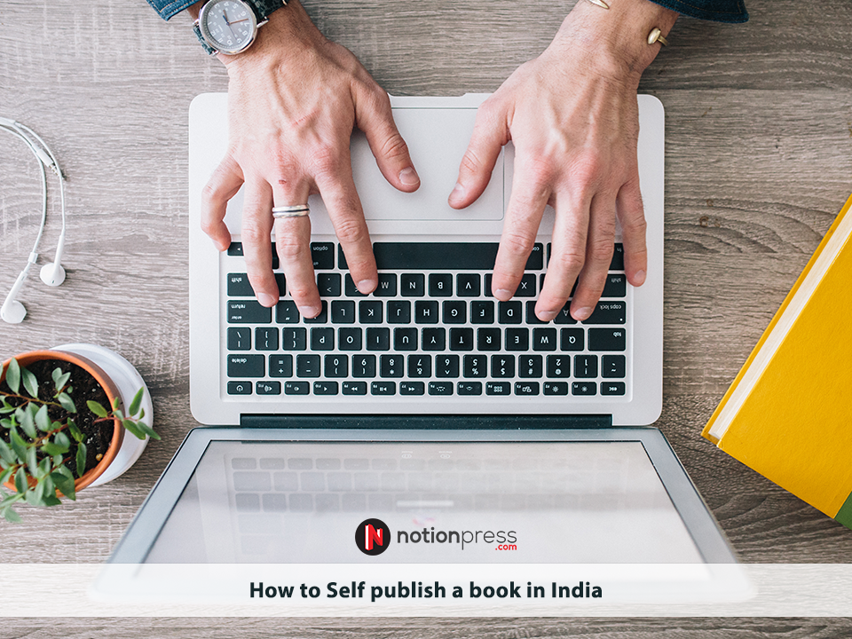 How to Self Publish a Book in India