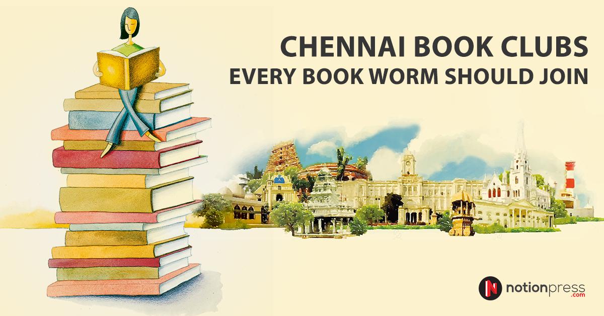 chennai book clubs