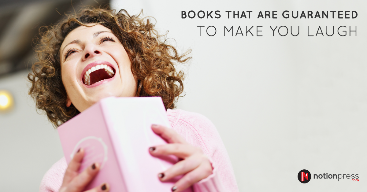 books that make you laugh