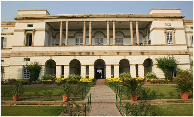 Iconic libraries in India