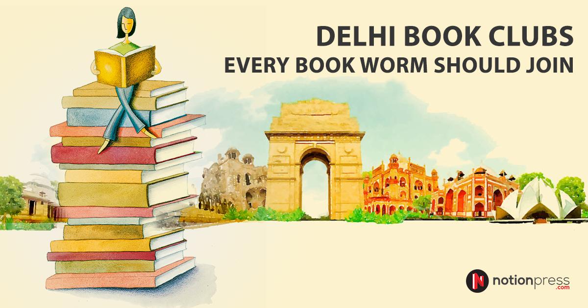 delhi book clubs
