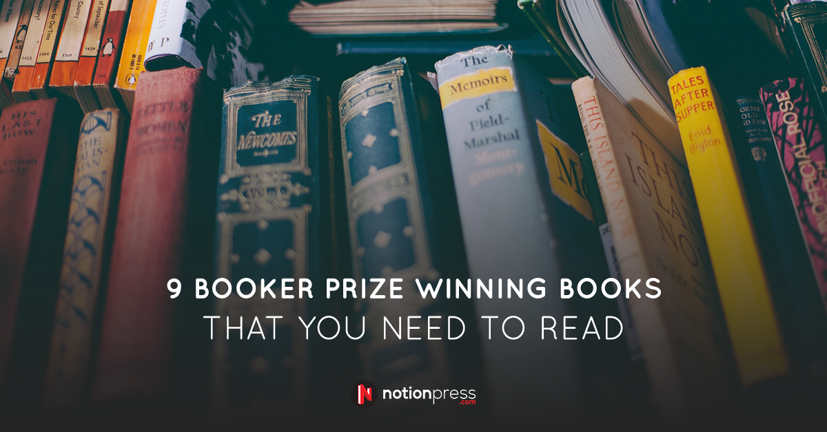 Booker Prize winning books
