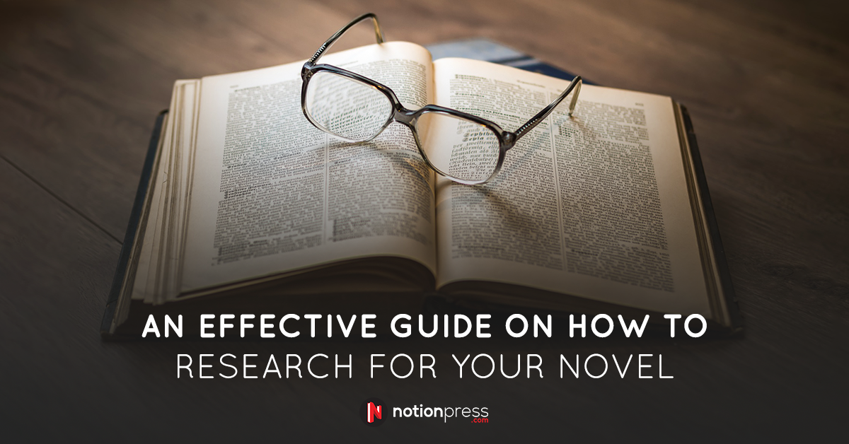 How to research for your novel