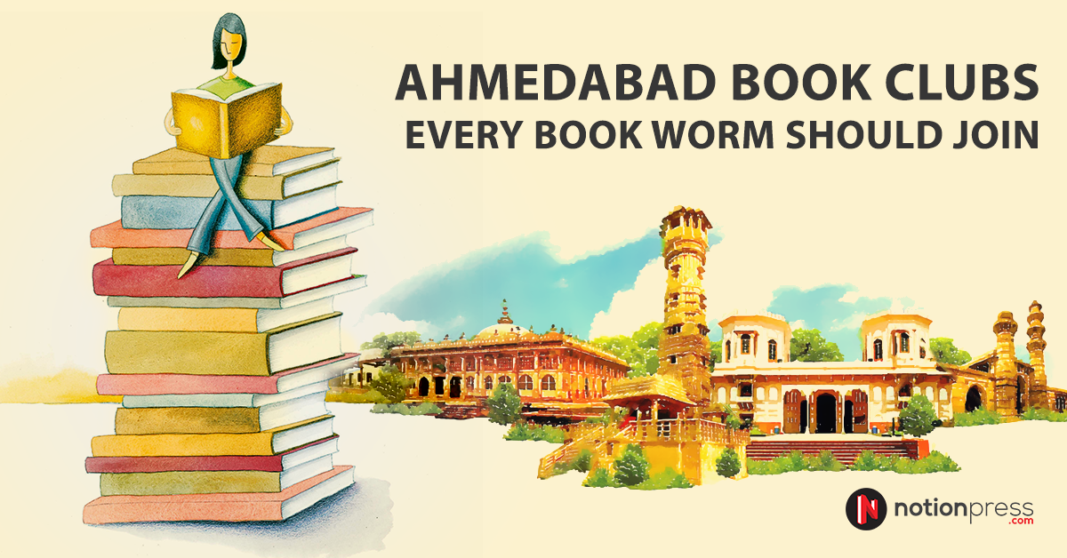 Book clubs in ahmedabad