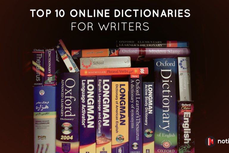 online dictionaries
