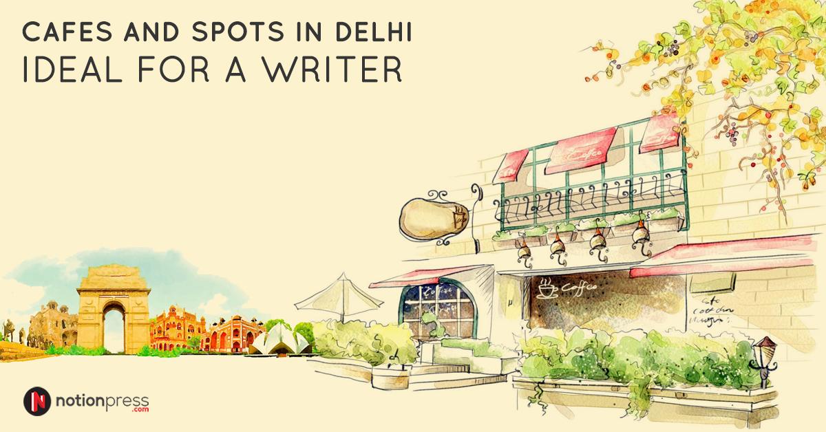 book cafe in delhi