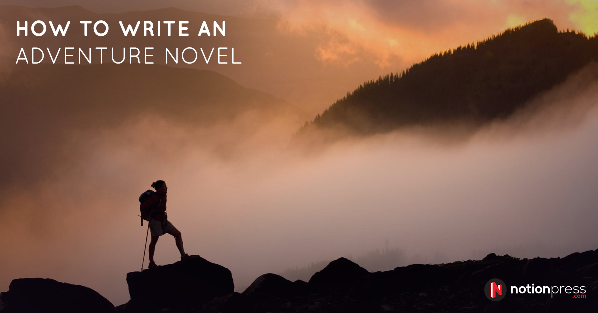 how to write an adventure novel