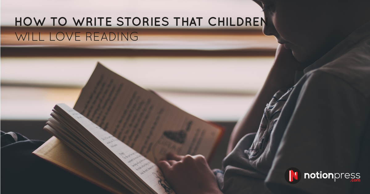 writing children stories
