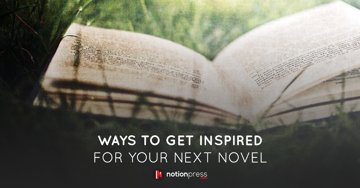 how to get inspiration to write