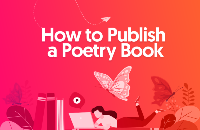 how to publish a poetry book