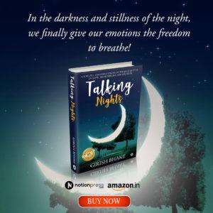Talking Nights Buy Now Banner