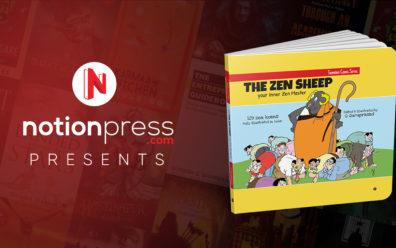 The Zen Sheep Banner