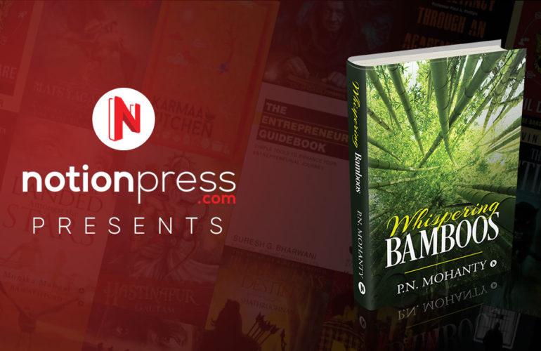 Whispering Bamboos Banner