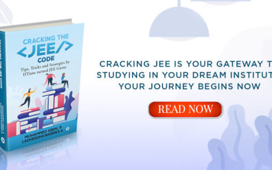 Cracking the JEE Code Banner