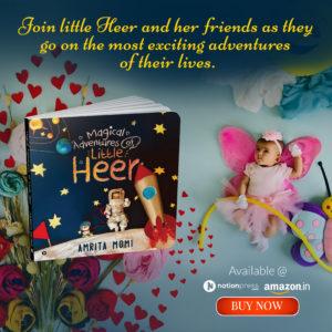 Magical Adventures of Little Heer Buy Now