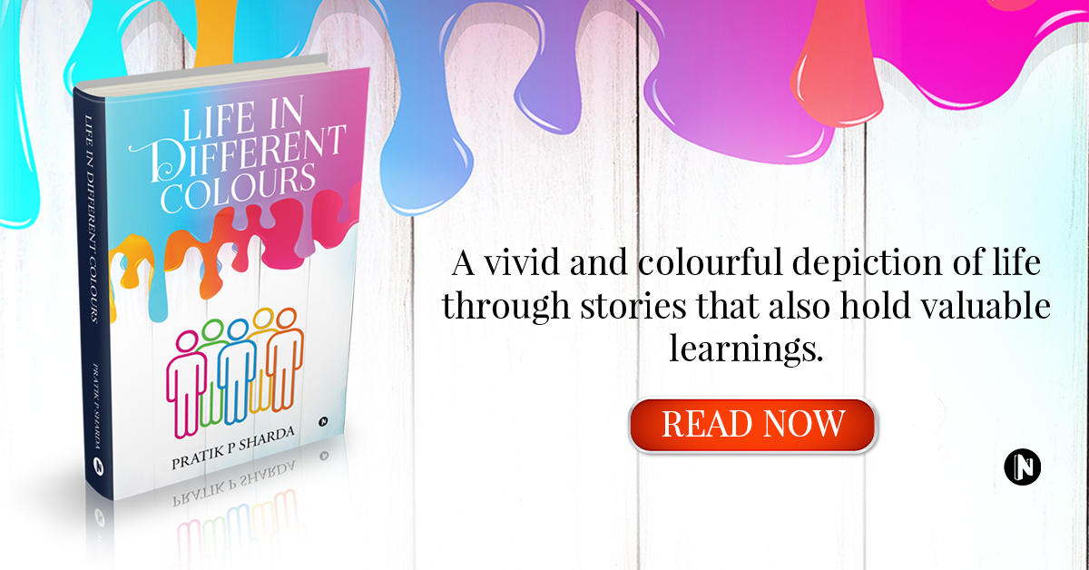 Life In Different Colours Banner