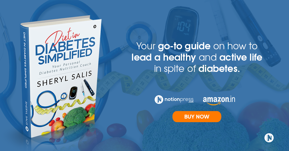 Diet in Diabetes Simplified Banner