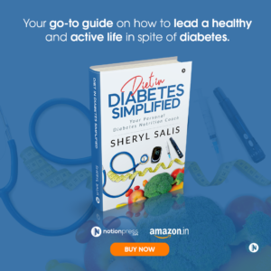 Diet in Diabetes Simplified Buy Now