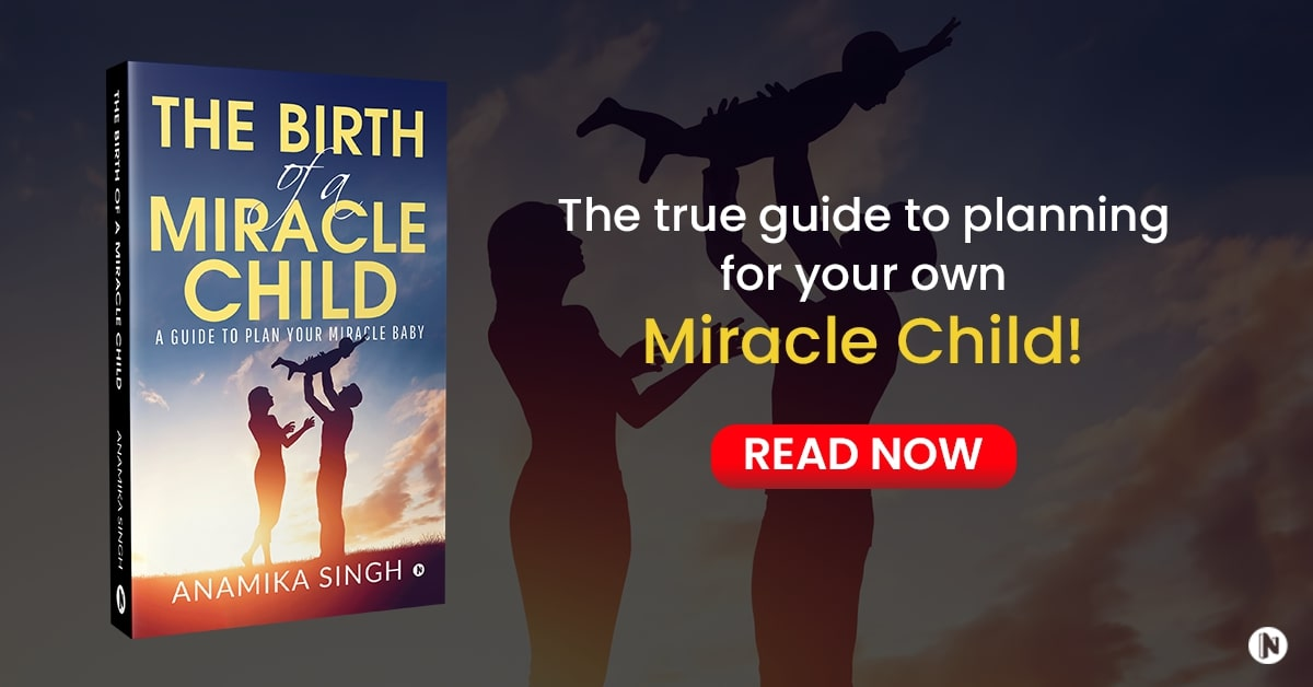 The Birth of a Miracle Child Banner