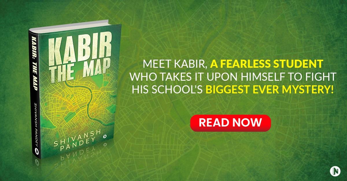 Kabir The Map Bannner