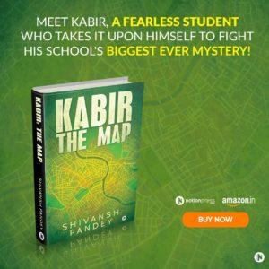 Kabir The Map Buy Now
