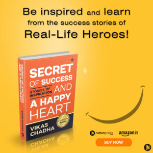 Secret of Success and a Happy Heart Buy Now