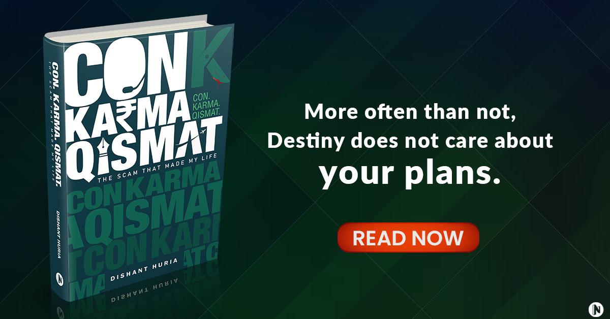 Con Karma Qismat Banner