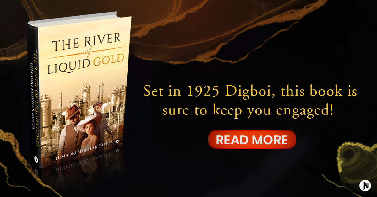 The River of Liquid Gold Banner