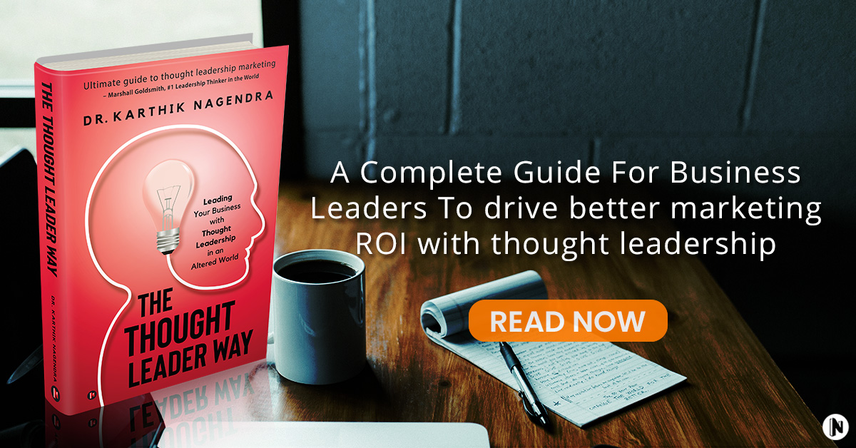 The Thought Leader Way Banner