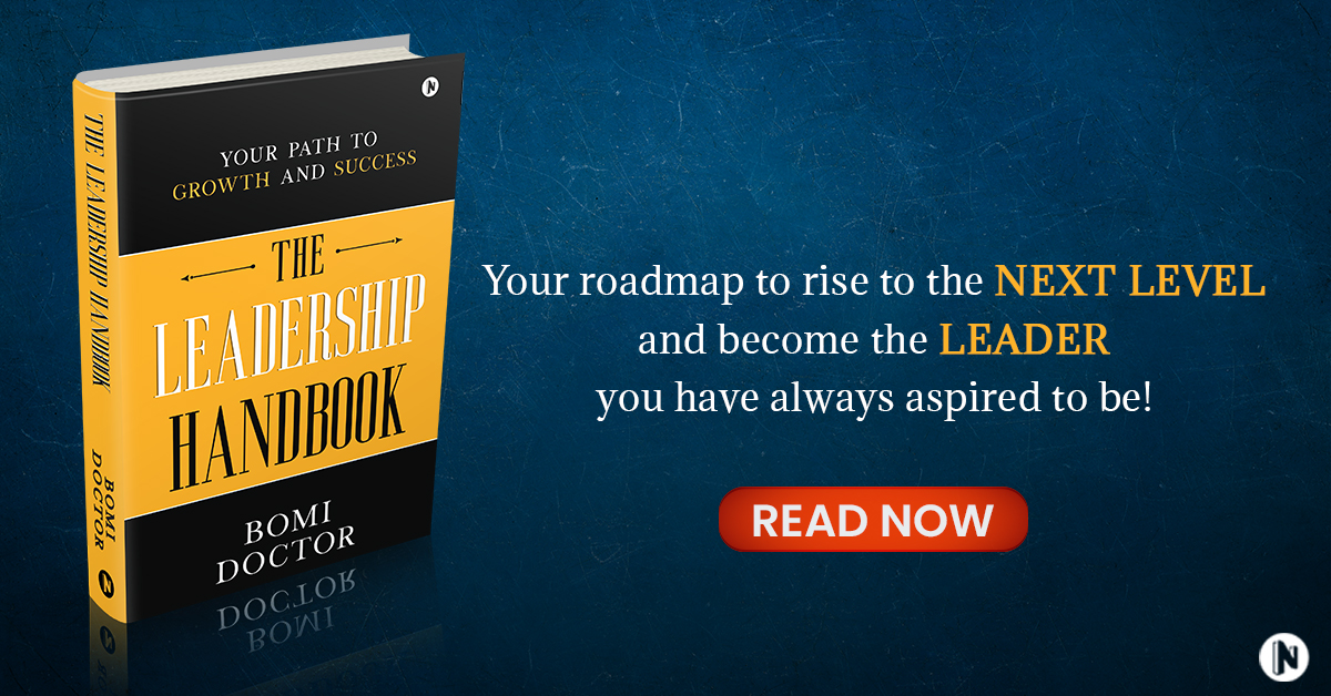 The Leadership Handbook Banner