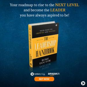 The Leadership Handbook Buy Now