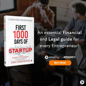 1000 Days of Start-Ups Buy Now