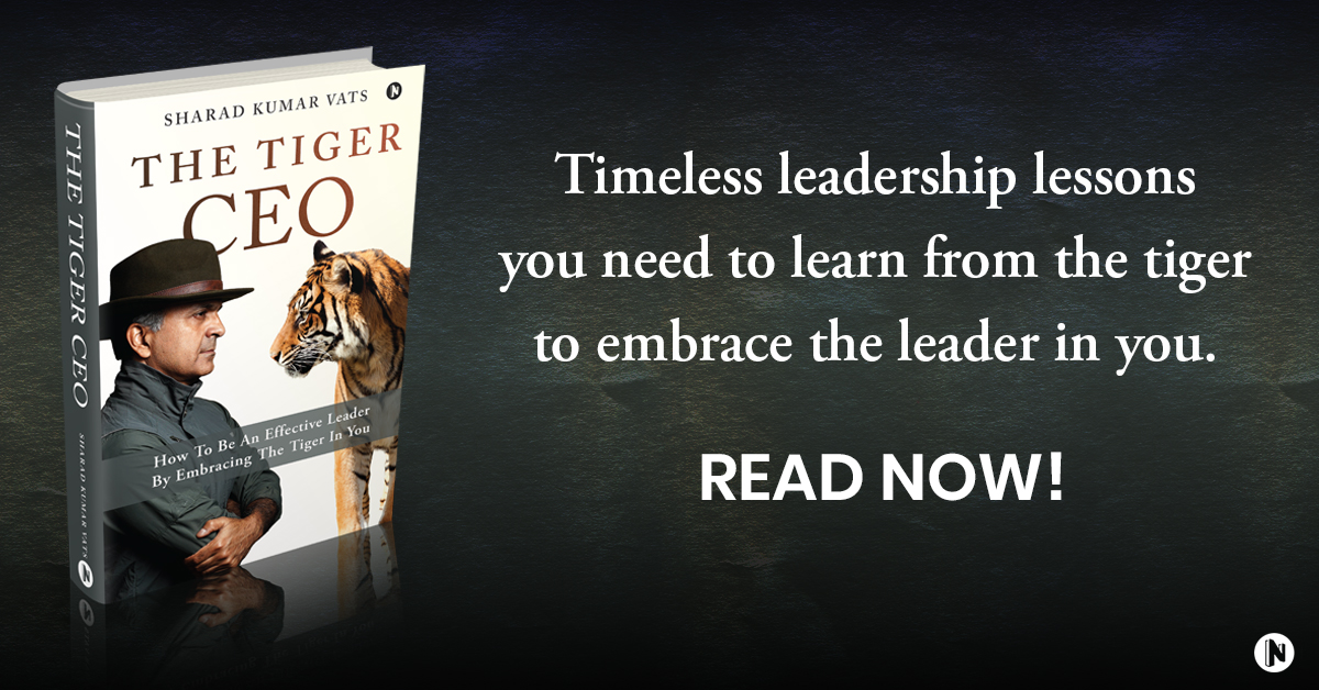 The Tiger CEO Banner
