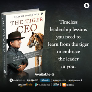 The Tiger CEO Buy Now