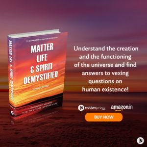 Matter Life & Spirit Demystified Buy Now