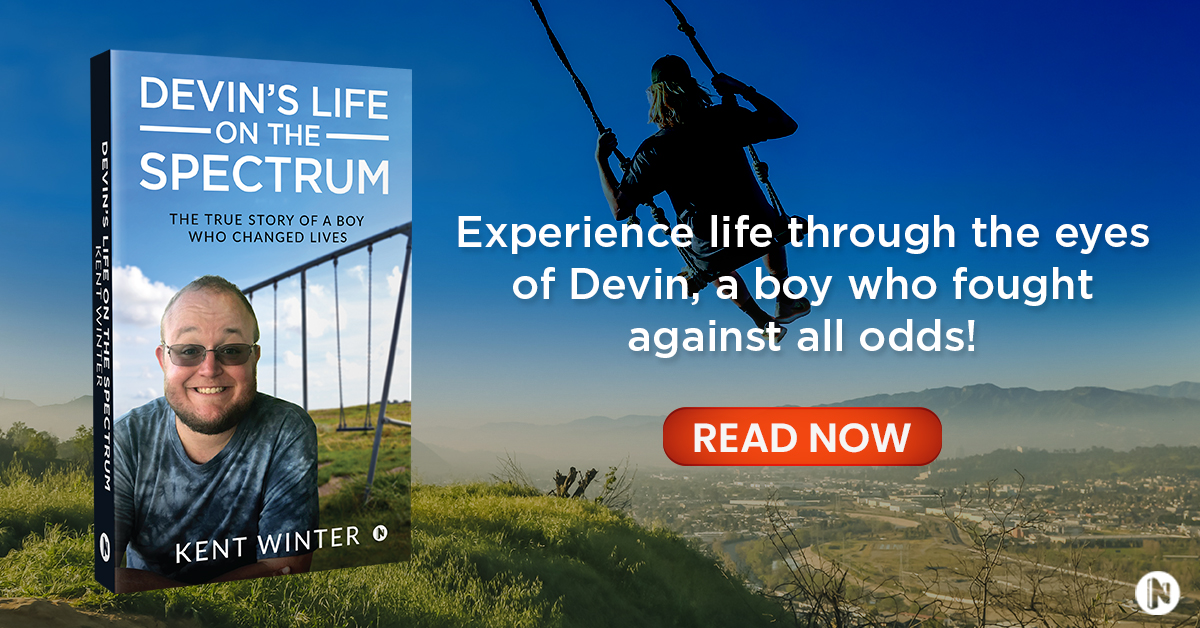 Devin's Life on the Spectrum Banner