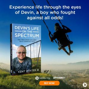 Devin's Life on the Spectrum Buy Now