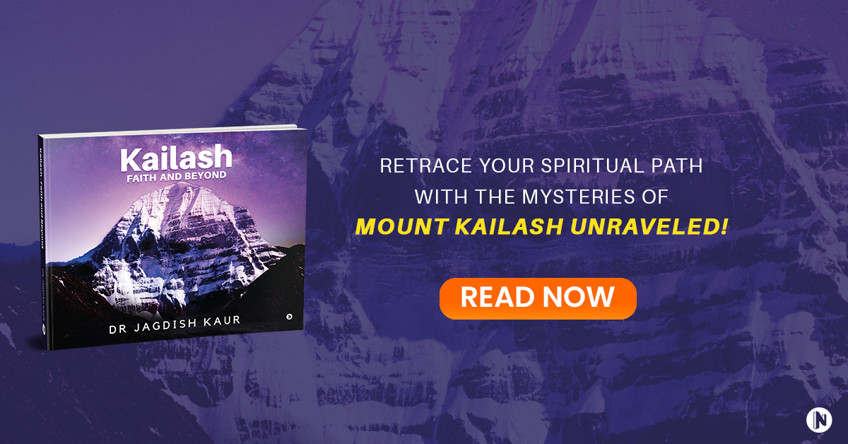 Kailash-Faith and Beyond Banner