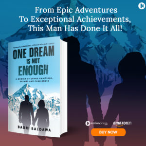 One Dream is not Enough Buy Now