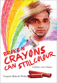Broken Crayons Can Still Colour