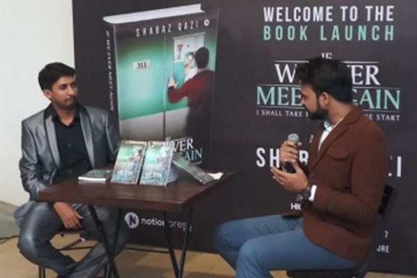 Book Launch of If We Ever Meet Again, 2017