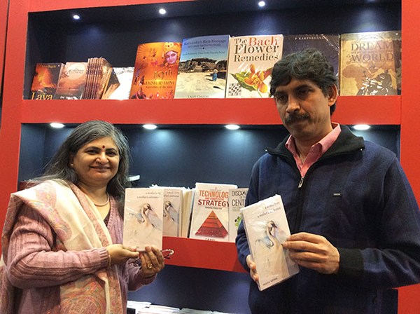Notion Press authors at the International Book Fair