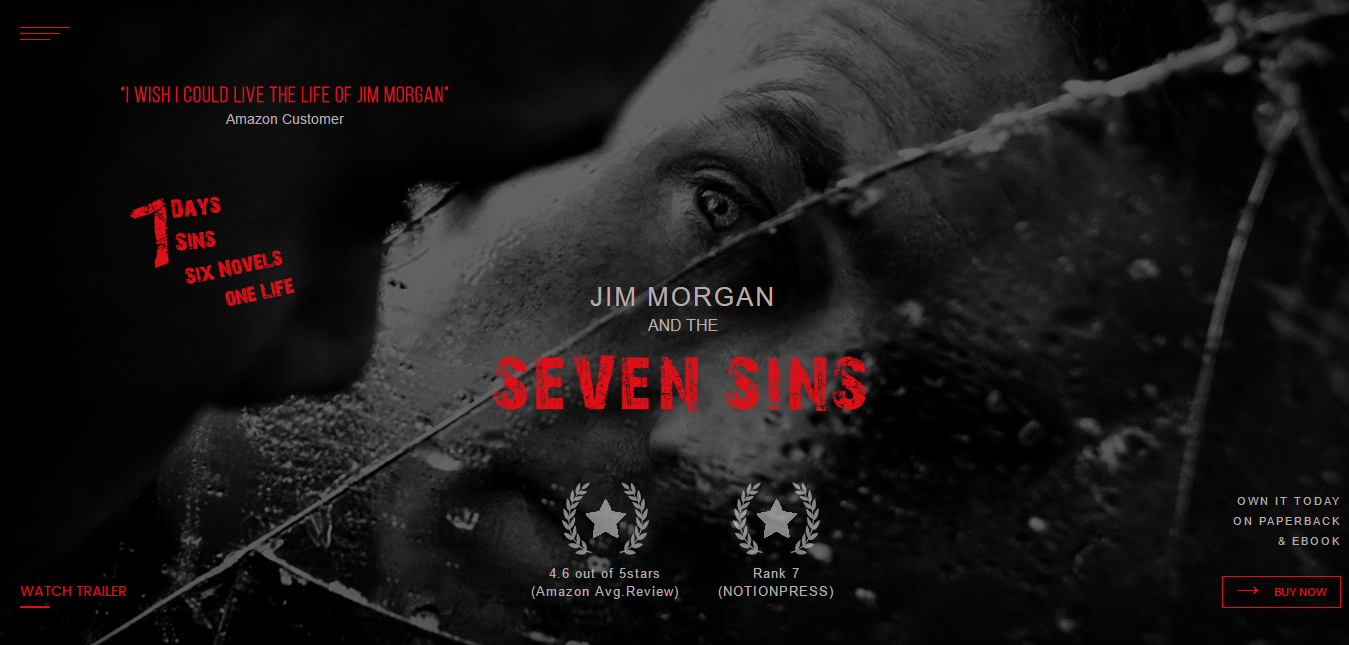 Jim Morgan and the Seven Sins