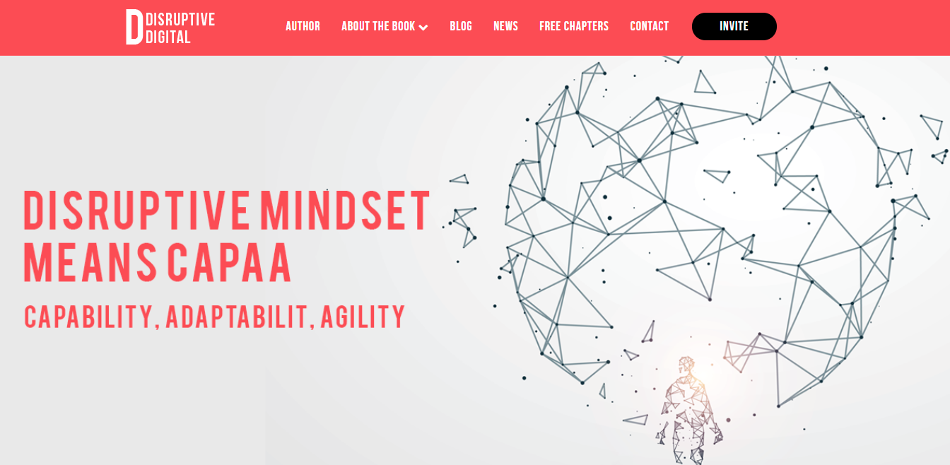 Basic Author Website