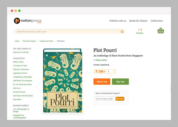 Self-publishing in India | Book Publishers | Online Publishing