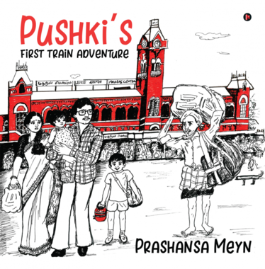 Pushki's first train adventure
