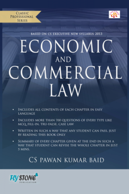 Economic and commercial law