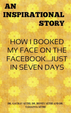 HOW I BOOKED MY FACE ON THE FACEBOOK.....JUST IN SEVEN DAYS